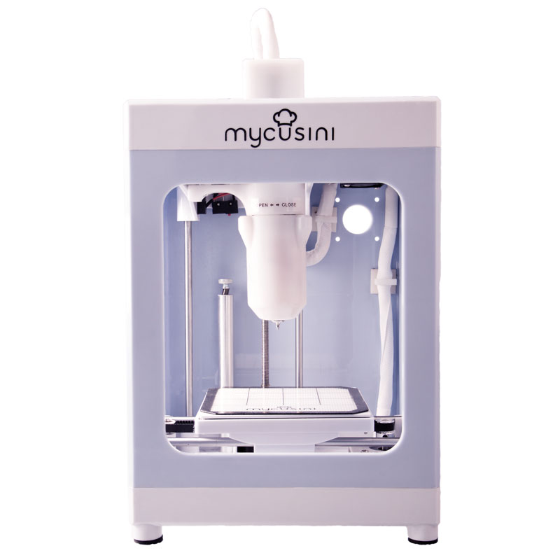 mycusini® 3D-Schoko-Drucker - Comfort-Paket