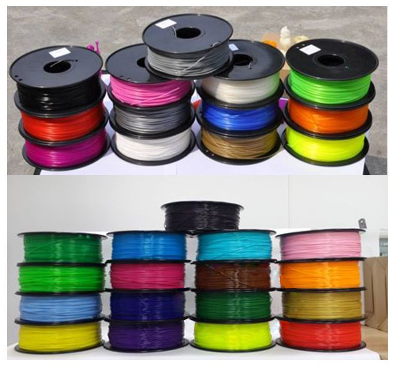 Synergy 21 3D Filament PLA /Changing color / 1.75 mm