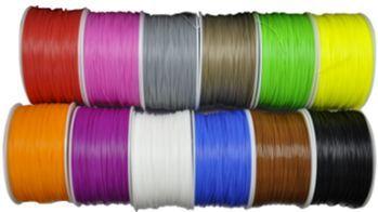 Synergy 21 3D Filament HIPS /solid / 1.75 mm/ schwarz