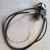 Ender-3 Power-Off-Switch mit Stromkabel